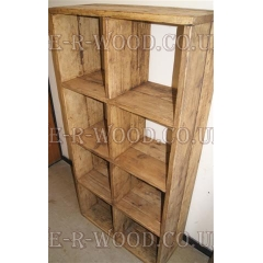 Shelf Units Cube 2x4